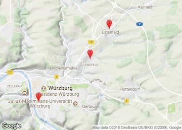 Karte Würzburg Und Umgebung.Fahrschule Reichel Stark Zum Führerschein In Und Um Würzburg